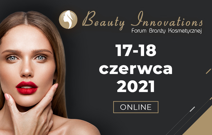 Beauty Innovations 2021 ONLINE – do końca marca niższa cena