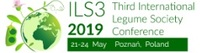 Third International Legume Society Conference ILS3 2019